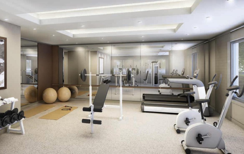 HOT Condos Gym Toronto, Canada