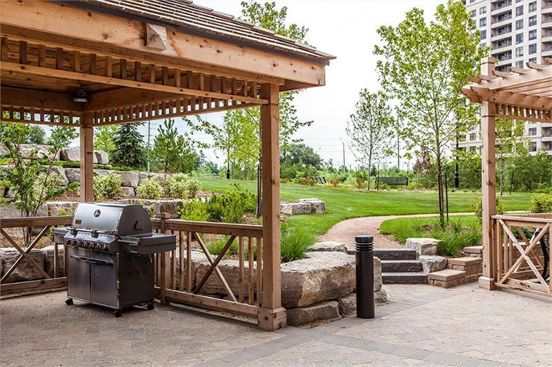 Bellaria Condos Garden View Toronto, Canada