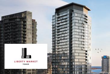Liberty Market Tower Condos Toronto