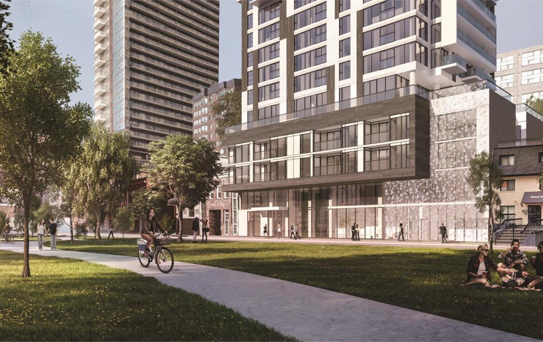 Ivy Condos Park View Toronto, Canada