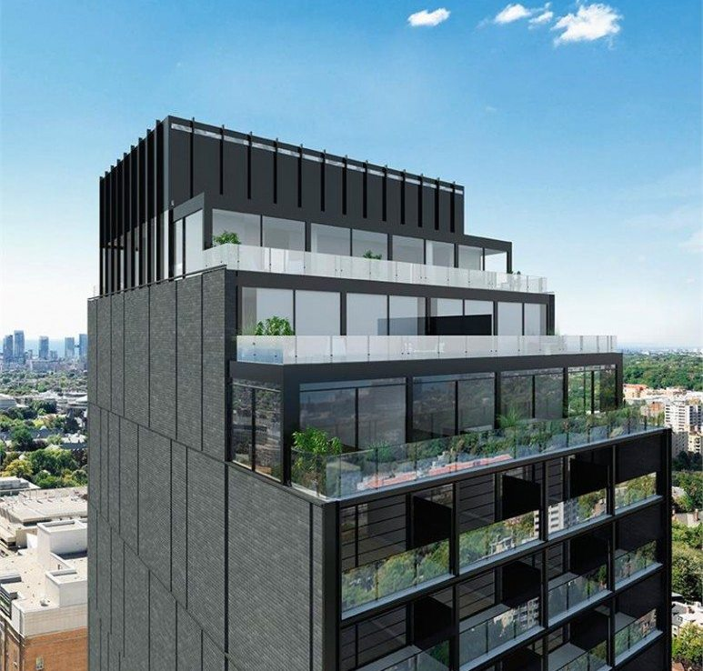 James Condos Terrace View Toronto, Canada