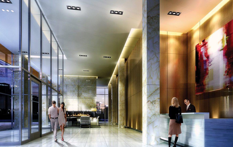 Water Tower Condos Concierge Toronto, Canada