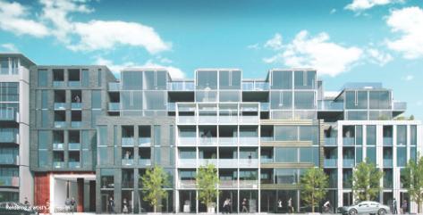 Twenty Condos Building View Toronto, Canada