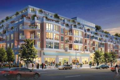 1717 Avenue Condos Street View Toronto, Canada