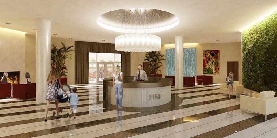 2150 Condos Concierge Toronto, Canada
