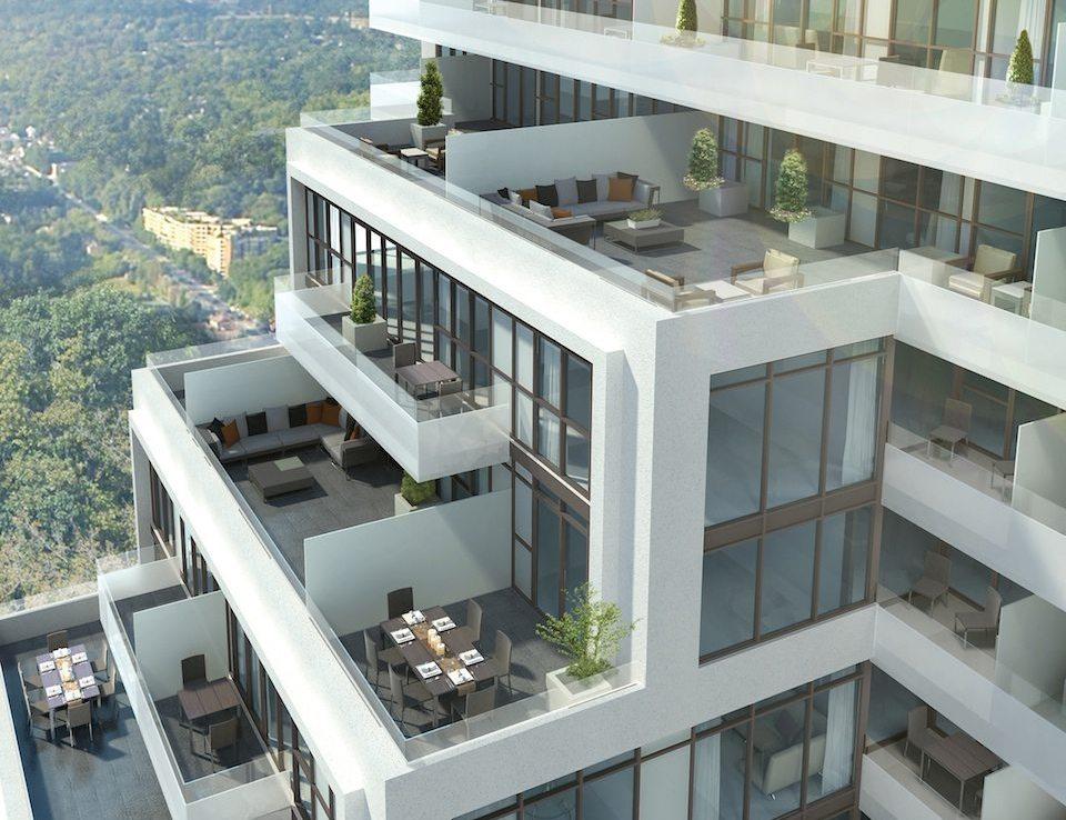 3018 Yonge Condos Terrace Toronto, Canada