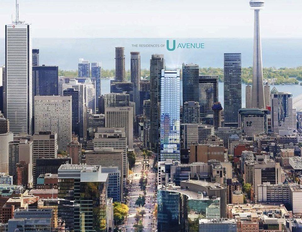 488 University Residences Condos Property View Toronto, Canada