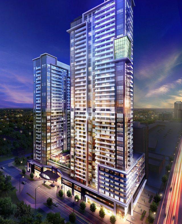 5959 Yonge Condos Property View Toronto, Canada