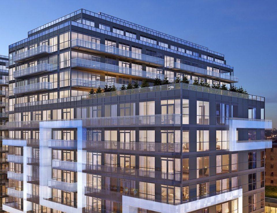 DNA3 Condos Terrace View Toronto, Canada