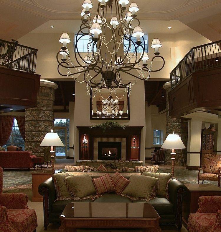 Deerhurst Resort Interior Toronto, Canada