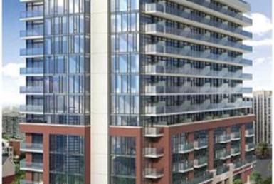 Evolution Condos Street View Toronto, Canada