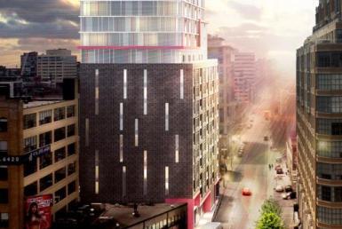 Fabrik Condos Property View Toronto, Canada