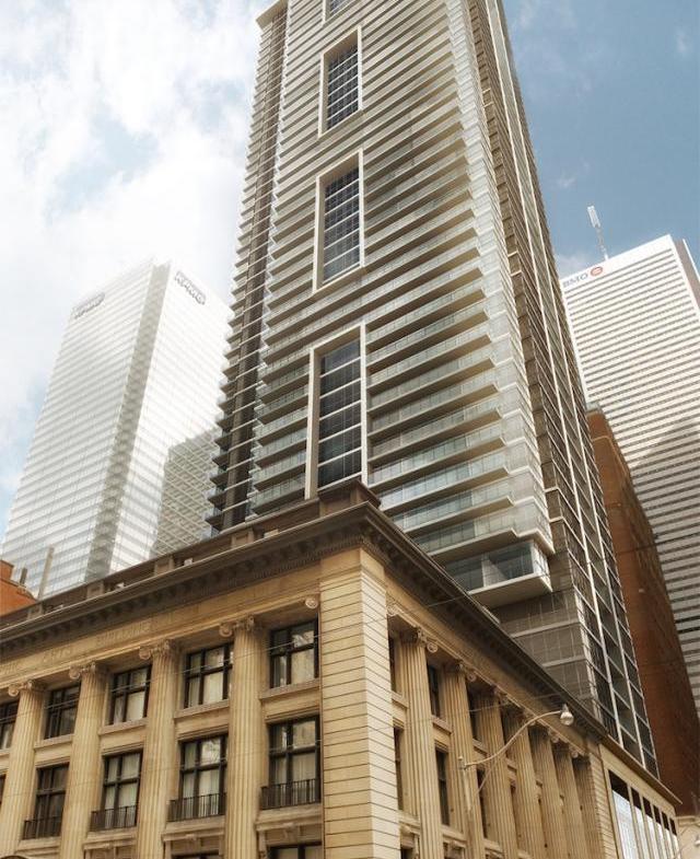 INDX Condos Upward View Toronto, Canada
