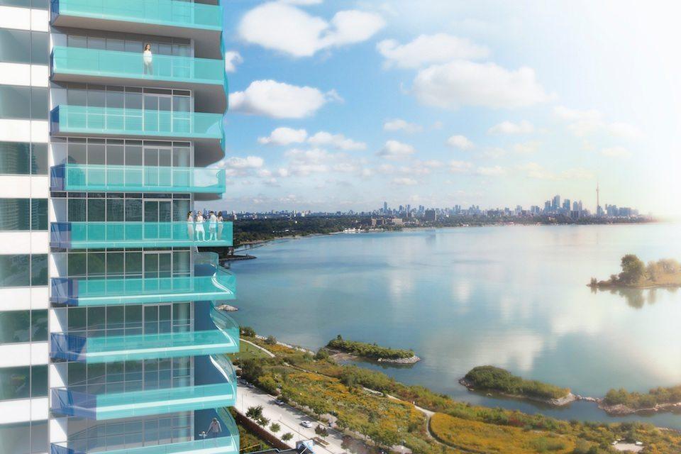 Jade Waterfront River View Toronto, Canada