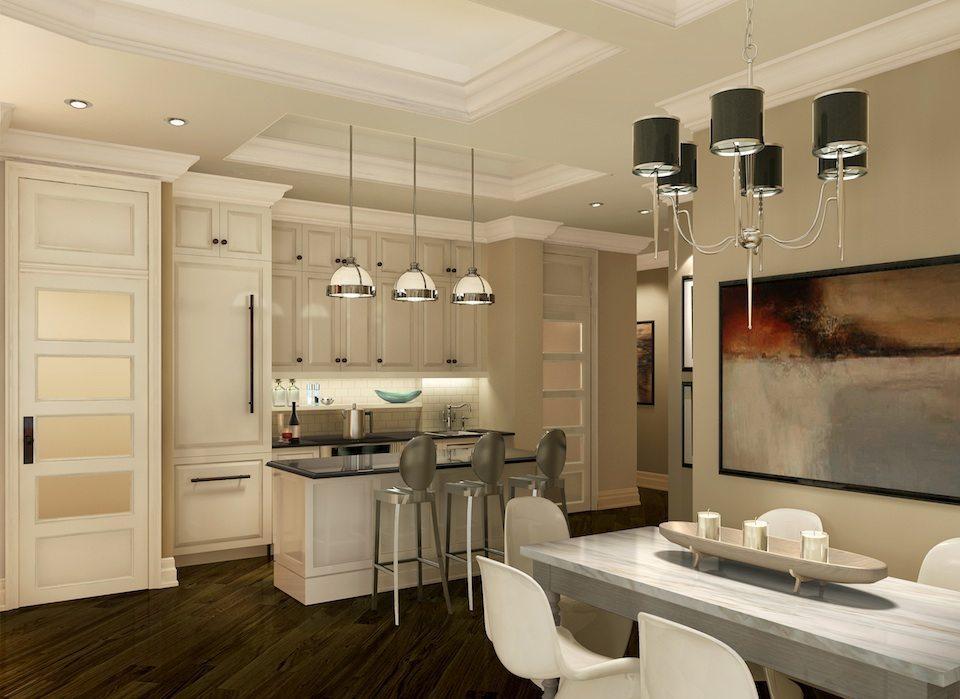 King Edward Private Residences Kitchen Toronto, Canada