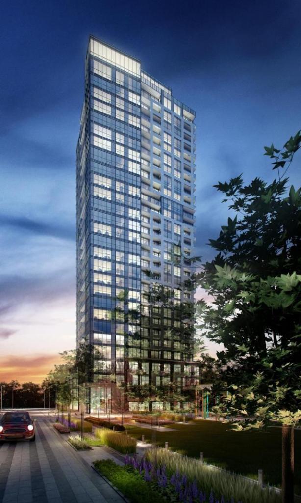 Kip District Condos Full View Toronto, Canada