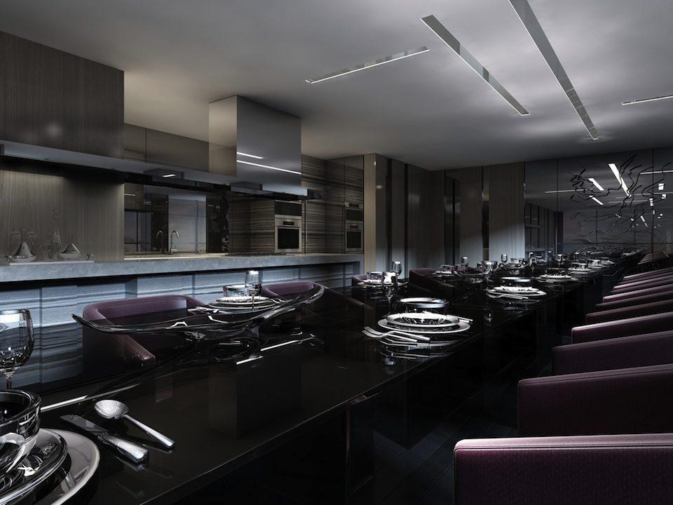 Madison Condos Kitchen Toronto, Canada