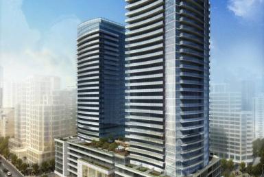 Madison Condos Full View Toronto, Canada