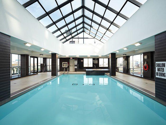 Malibu Harbourfront Condo Swimming Pool Toronto, Canada