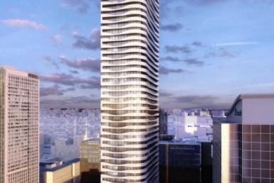 Massey Tower Condos Property View Toronto, Canada