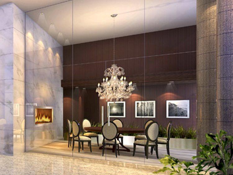 Milan Condominium Meeting Room Toronto, Canada
