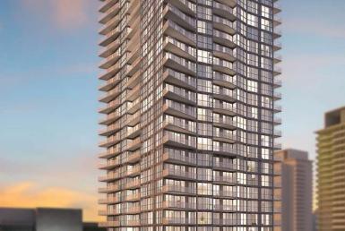 Minto 30Roe Condos Building View Toronto, Canada