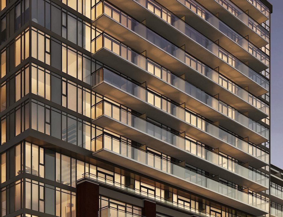Minto775 King West Condos Close View Toronto, Canada