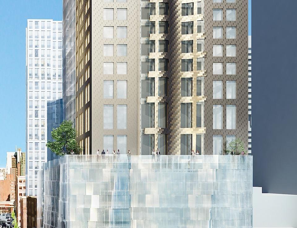 Mirvish+Gehry Toronto Condos Terrace View Toronto, Canada