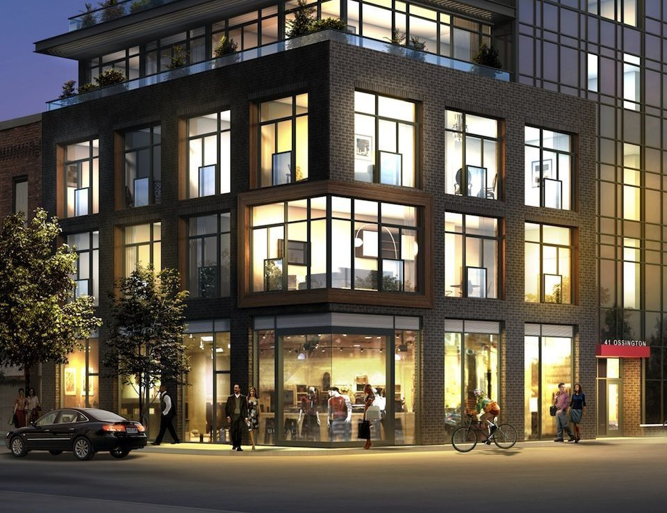 Motif Lofts + Townhomes Street View Toronto, Canada