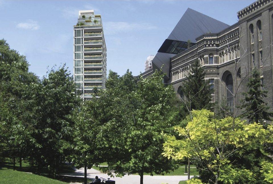 MuseumHouse Condos Park View Toronto, Canada