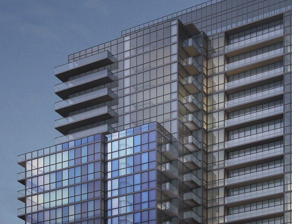 No. 210 Residences on Simcoe View Toronto, Canada