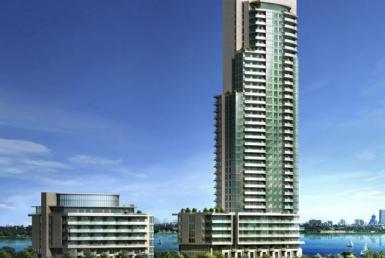 Ocean Club Condos View Toronto, Canada