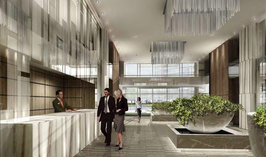 One Sherway Condos Concierge Toronto, Canada
