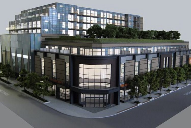 Queen & Portland Loft & Condominium Residences Street View Toronto, Canada