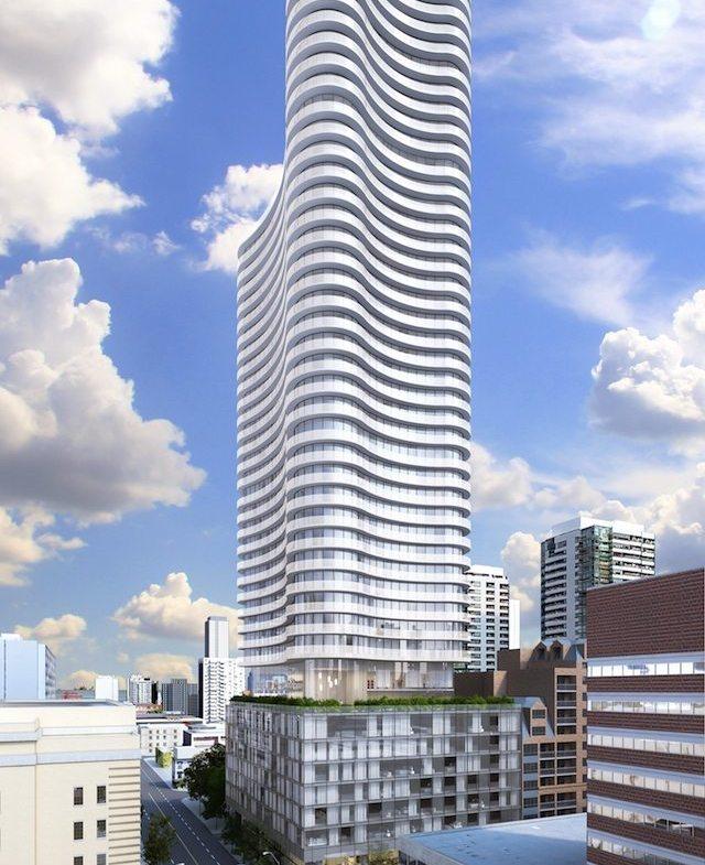 Stanley Condos Full View Toronto, Canada