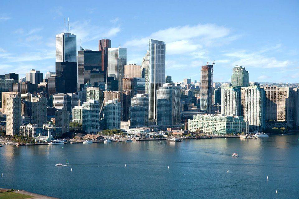 Ten York Street Condos Ocean View Toronto, Canada