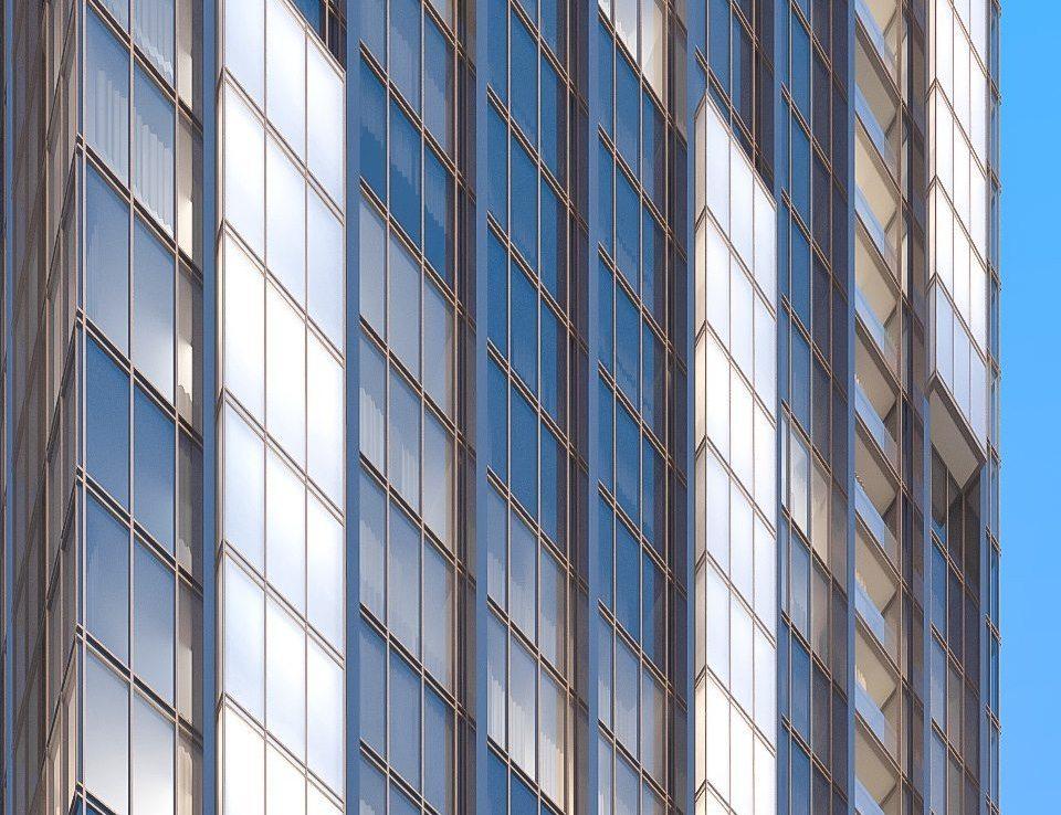 Ten York Street Condos Close View Toronto, Canada