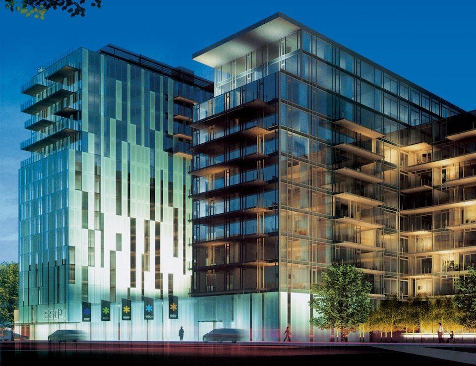 Thompson Hotel & Residences Street View Toronto, Canada