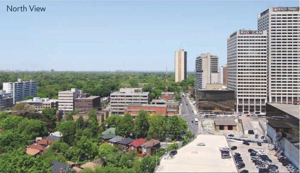 Berwick Condos North View Toronto, Canada