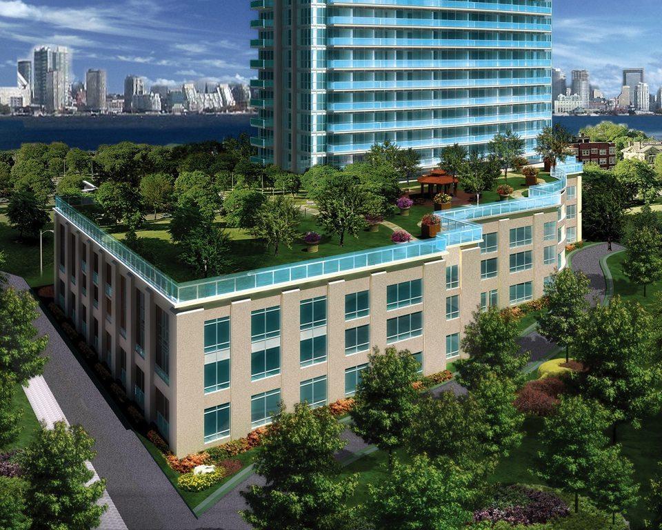 California Condominiums Terrace Garden Toronto, Canada
