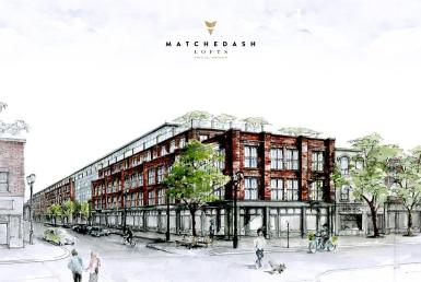 Matchedash Lofts Street View Toronto, Canada