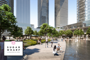 Sugar Wharf Condo Community