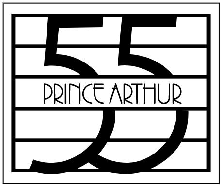 Logo of 55 Prince Arthur