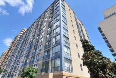 Exterior image of the Boot Condominium in Toronto