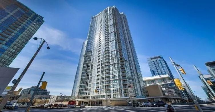Exterior image of the Harbourview Estates I in Toronto