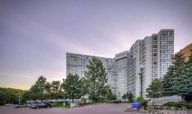 Exterior image of the Mapledale in Toronto