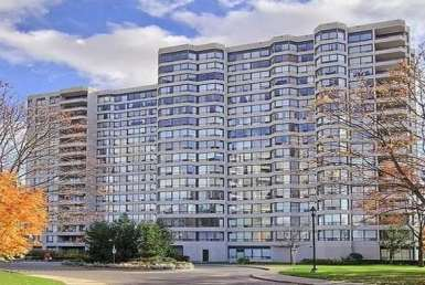Exterior image of the Primrose Towers I in Toronto