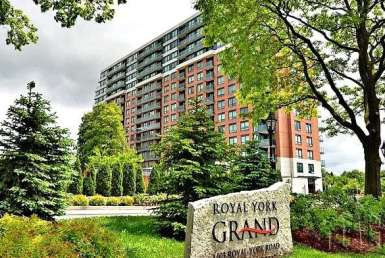 Exterior image of the Royal York Grand in Toronto