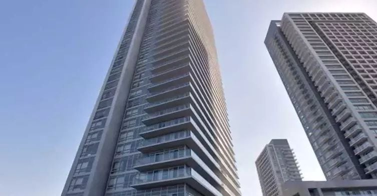Exterior image of the Ultra at Herons Hill in Toronto