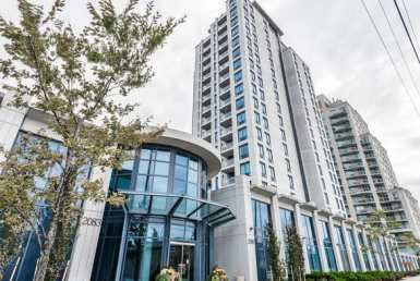 Exterior image of the Waterford Tower C in Toronto